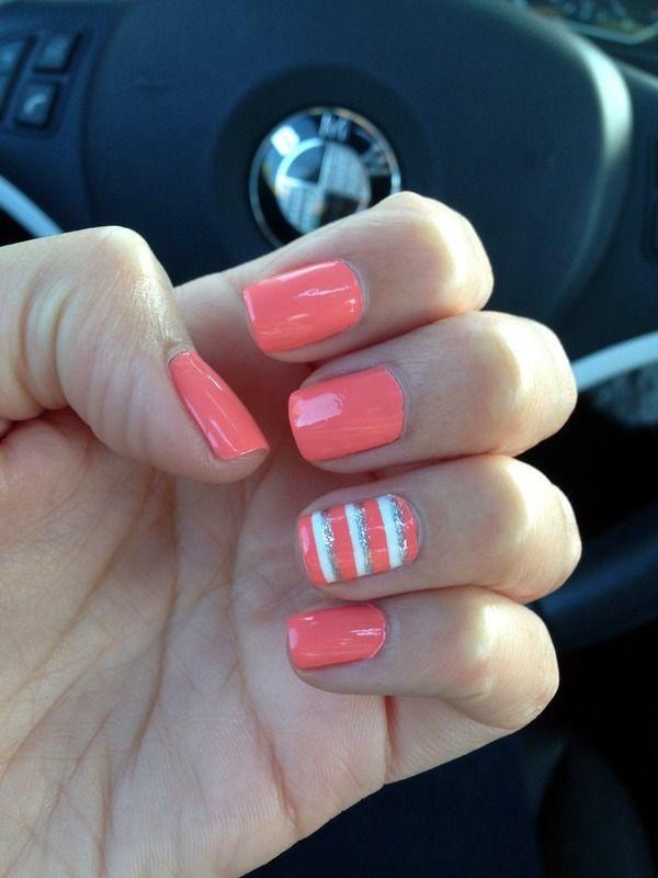 Acrylic Nail Art Designs (18)