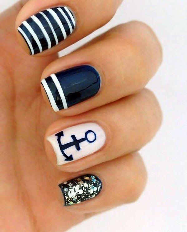 Acrylic Nail Art Designs (27)