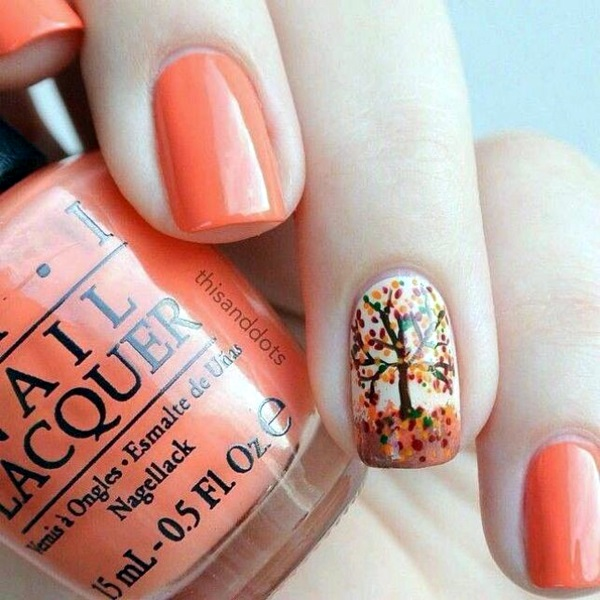 Acrylic Nail Art Designs (28)