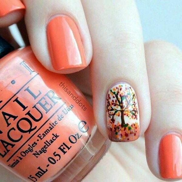 Acrylic Nail Art Designs (28)