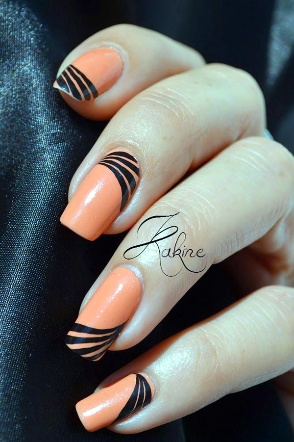 45 Acrylic Nail Art Designs That Are Impossibly Chic ...