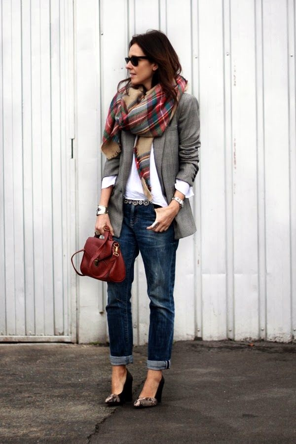 Boyfriend Jeans Outfits Ideas (13)