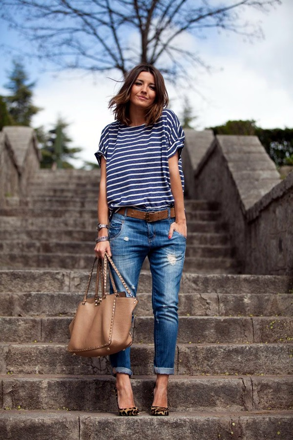 Boyfriend Jeans Outfits Ideas (5)