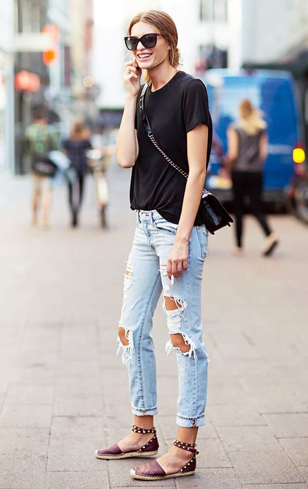 Boyfriend Jeans Outfits Ideas (8)