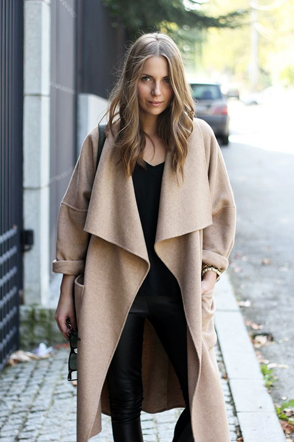 Camel Coat Outfit Ideas (21)