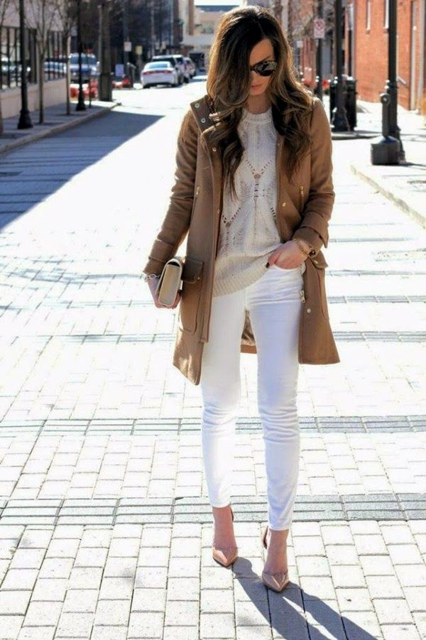Camel Coat Outfit Ideas (5)