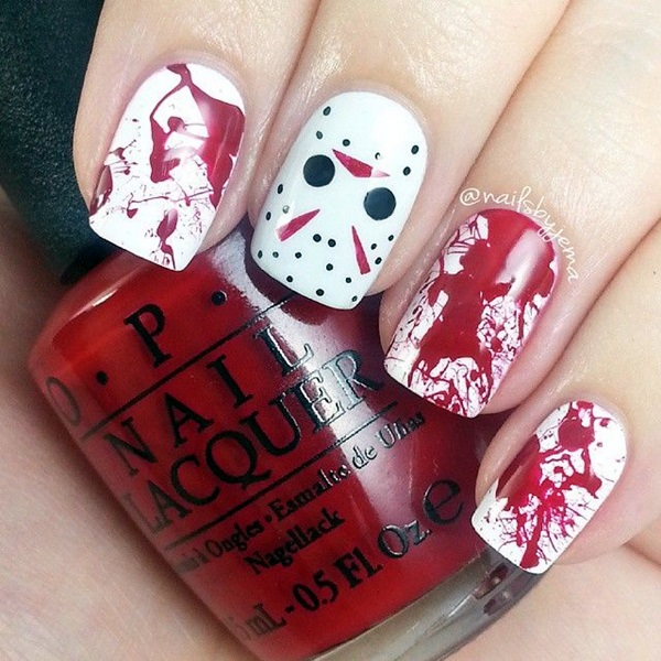 Creative and Pretty Nail Designs Ideas (1)