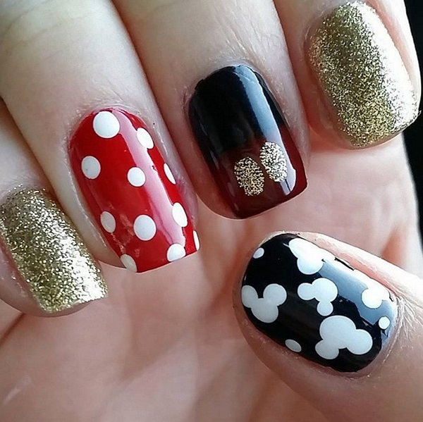 Creative and Pretty Nail Designs Ideas (12)