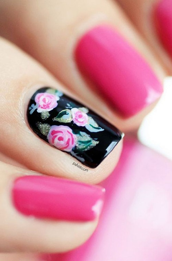 Creative and Pretty Nail Designs Ideas (14)