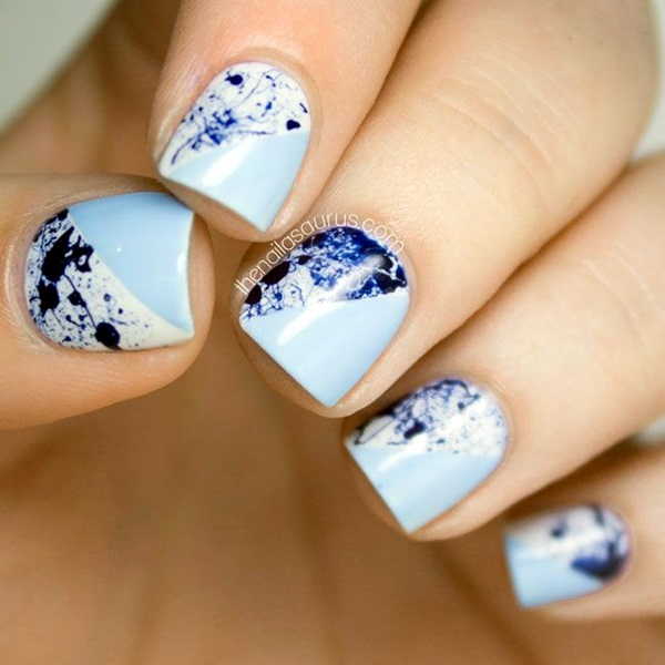 Creative and Pretty Nail Designs Ideas (4)