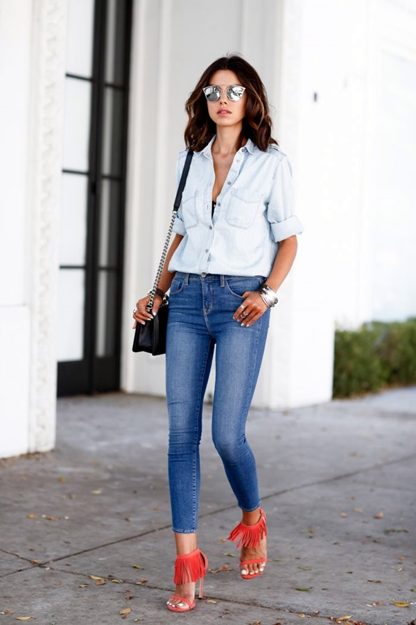 Cute Casual Chic Outfits (14)
