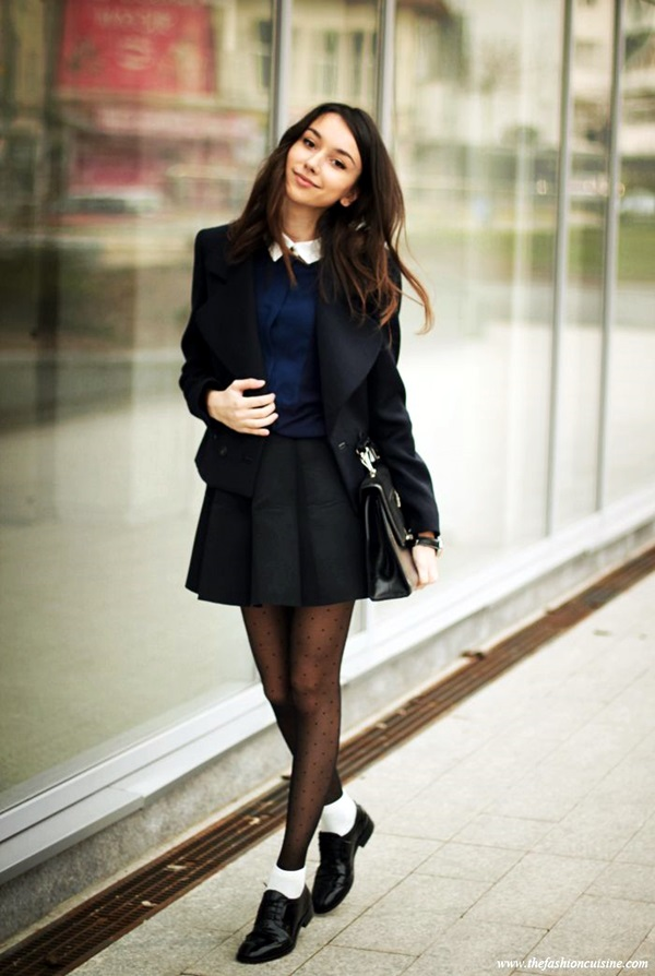 Cute Casual Chic Outfits (2)