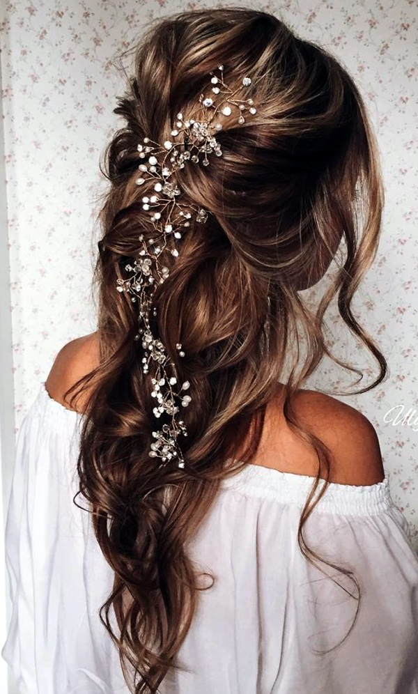 Easy Hairstyles for Long Thick Hair (22)