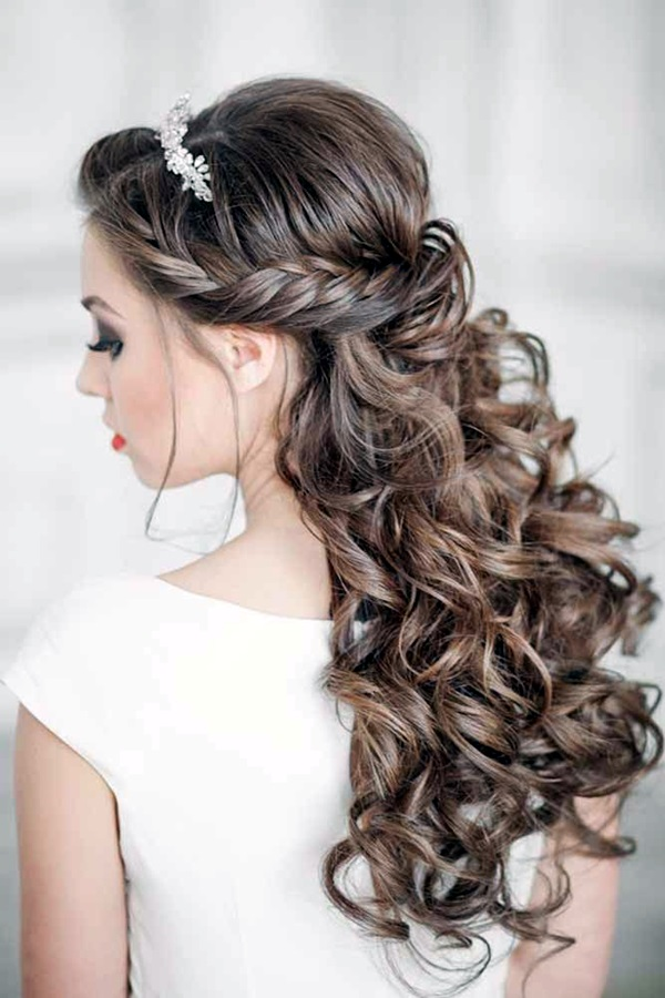 Easy Hairstyles for Long Thick Hair (24)