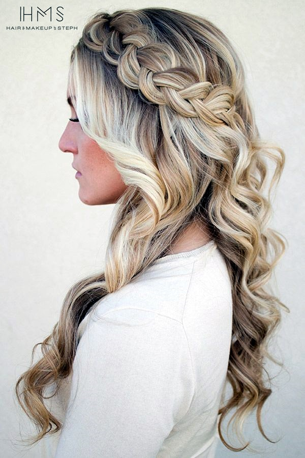 Easy Hairstyles for Long Thick Hair (29)