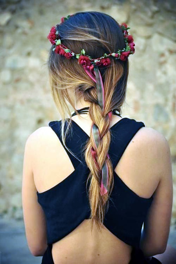Easy Hairstyles for Long Thick Hair (8)