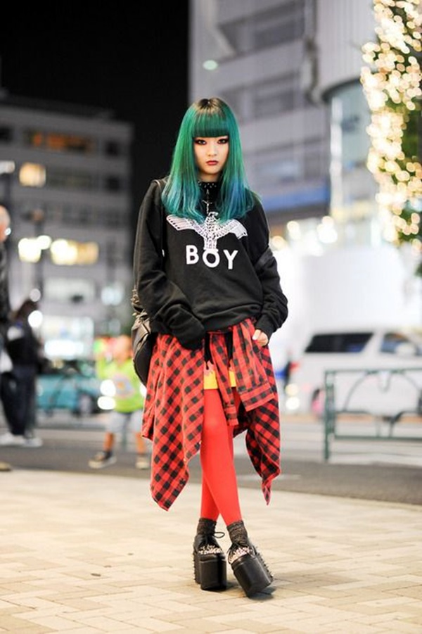 45 Edgy Fashion Outfits to look Forever Young - Fashion Enzyme