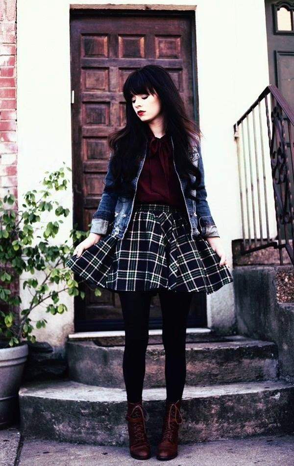 Edgy Fashion Outfits (6)