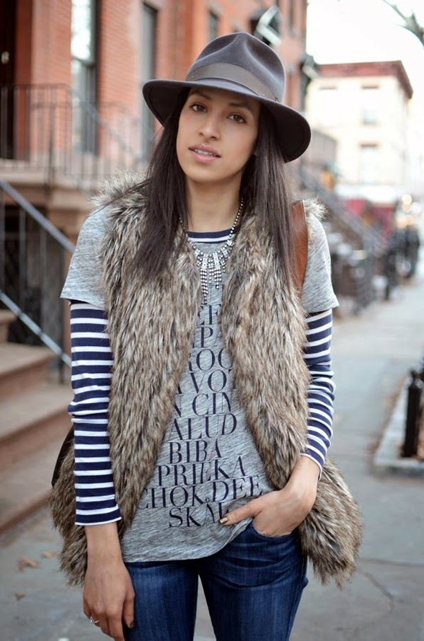 Layering Clothes Ideas for Winter (1)