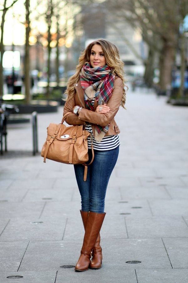 Layering Clothes Ideas for Winter (11)