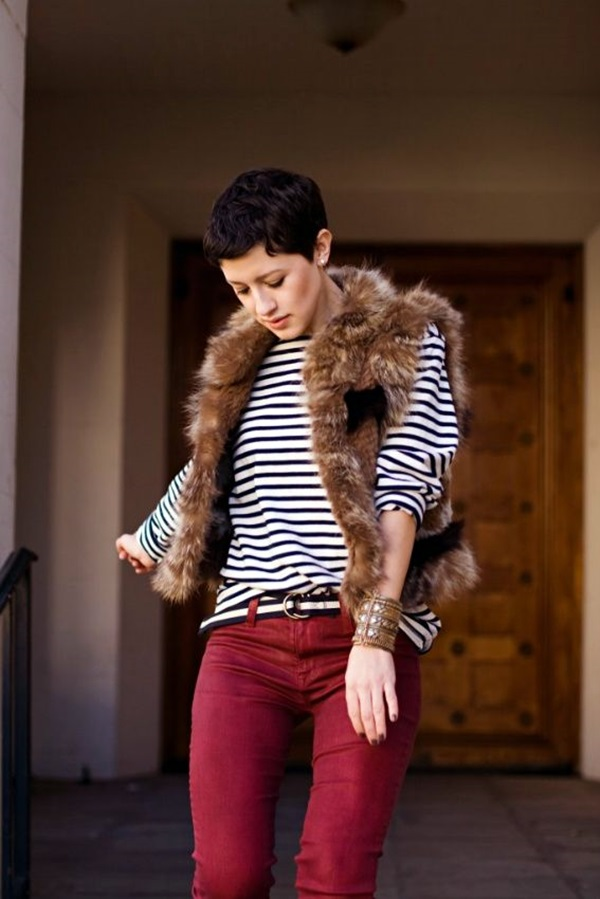 Layering Clothes Ideas for Winter (2)