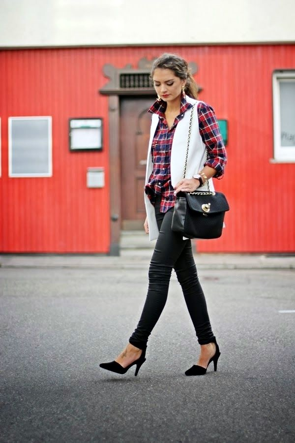 Layering Clothes Ideas for Winter (3)