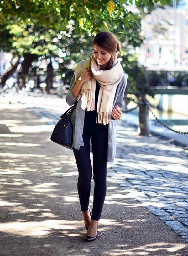 Layering Clothes Ideas for Winter (6)