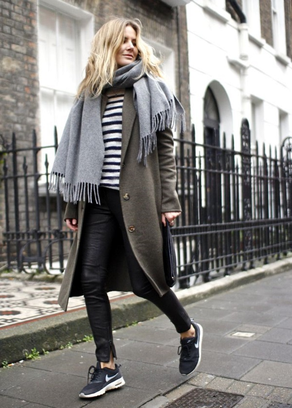 Layering Clothes Ideas for Winter (7)