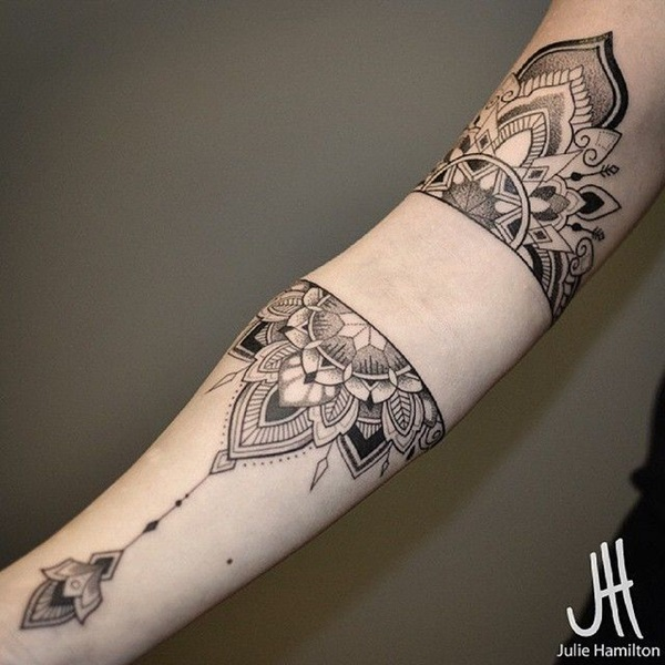 Mandala Tattoo Designs For Women (4)