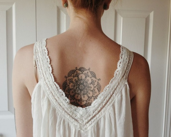 Mandala Tattoo Designs For Women (7)