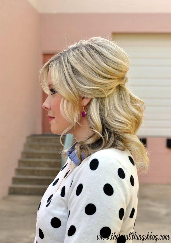 Medium Length Hair Styles for Women (6)