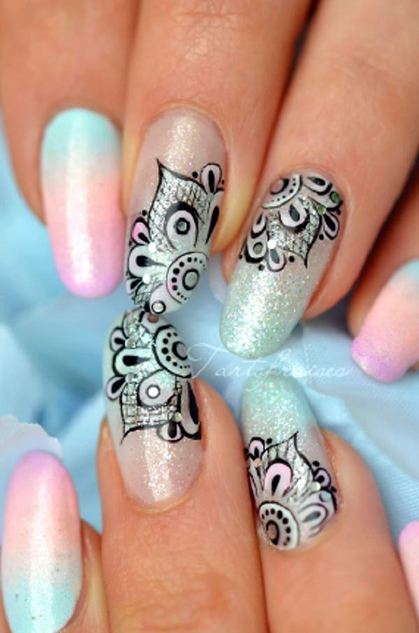 Creative 3D Nail Art Pictures (19)
