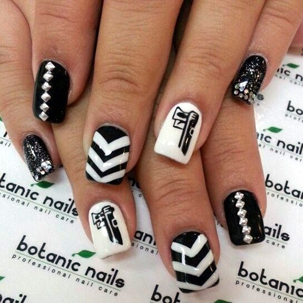 Creative 3D Nail Art Pictures (2)