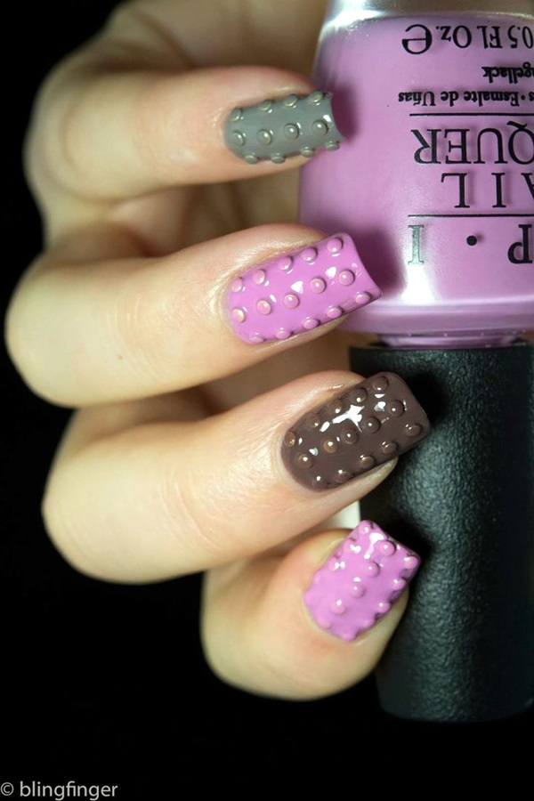 Creative 3D Nail Art Pictures (4)