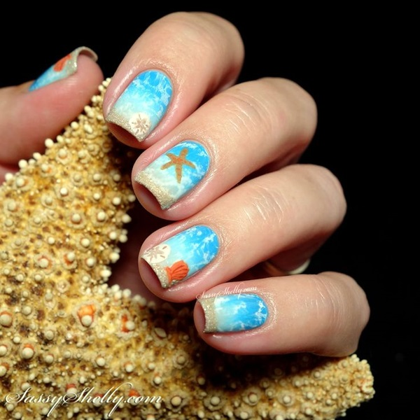 Creative 3D Nail Art Pictures (5)