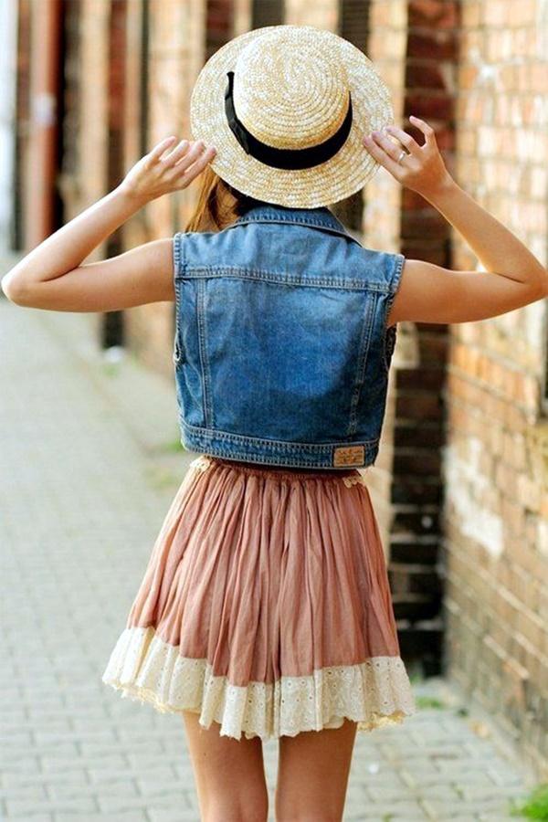 Printed Ruffle Skirt   Skirts & Skorts   Clothes   Shop