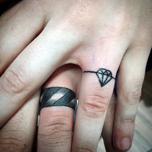 Finger Tattoo Ideas and Designs (3)