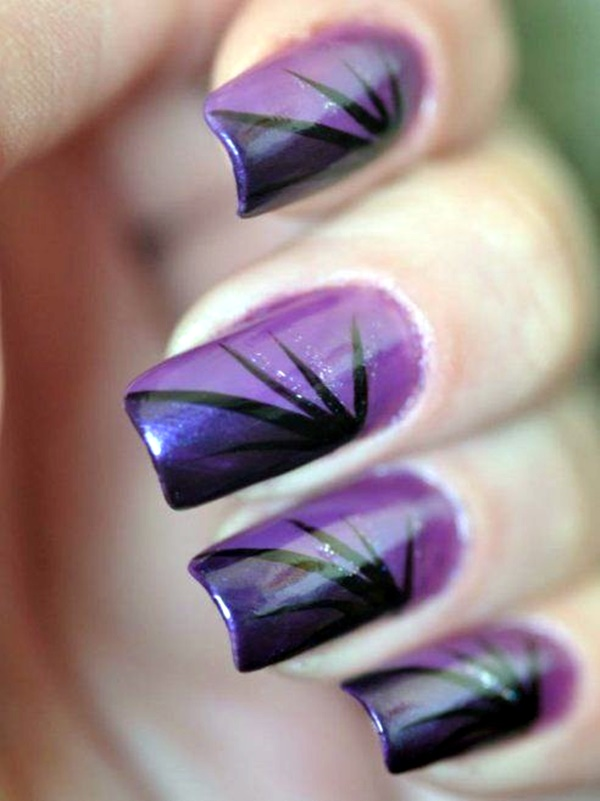 Gel Nails Designs and Ideas (38)