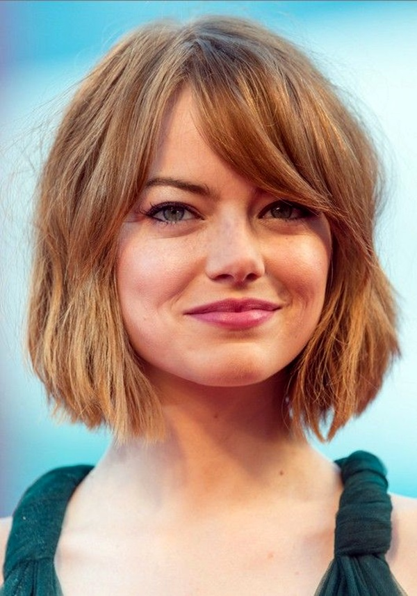 Hairstyles for Round Faces (11)