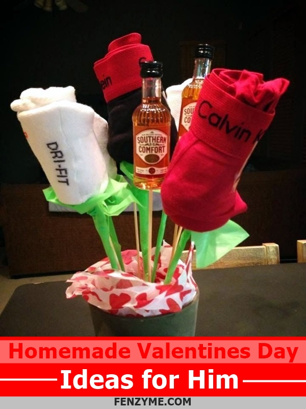 Valentines day ideas for him diy 28 images 17 last for Valentine day gifts for him ideas