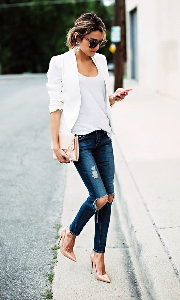 Ripped Jeans outfit ideas (24)