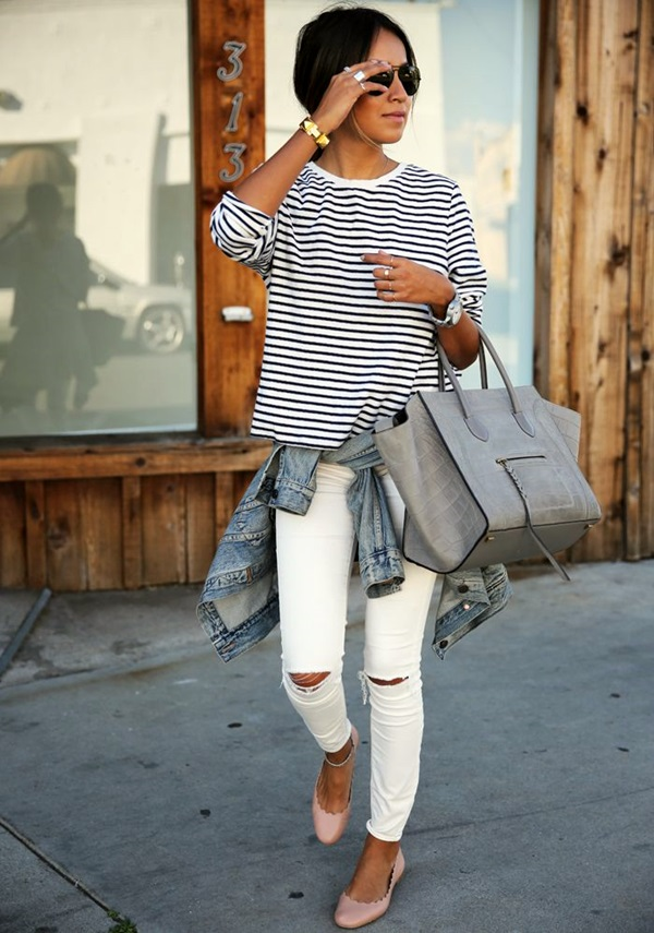 Ripped Jeans outfit ideas (33)