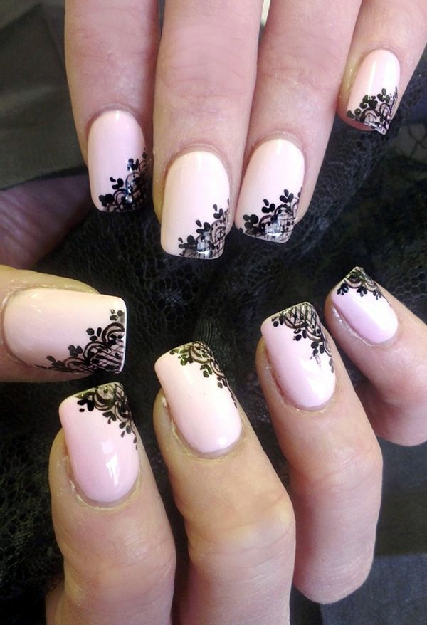Wedding Nail Art Designs (11)