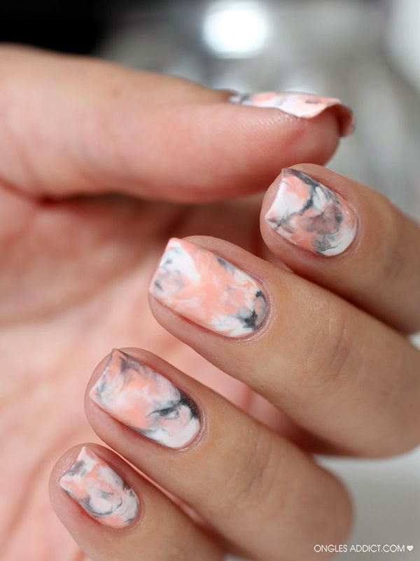 Wedding Nail Art Designs (14)