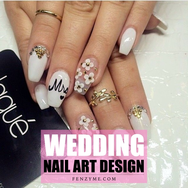 Wedding-Nail-Art-Designs-17