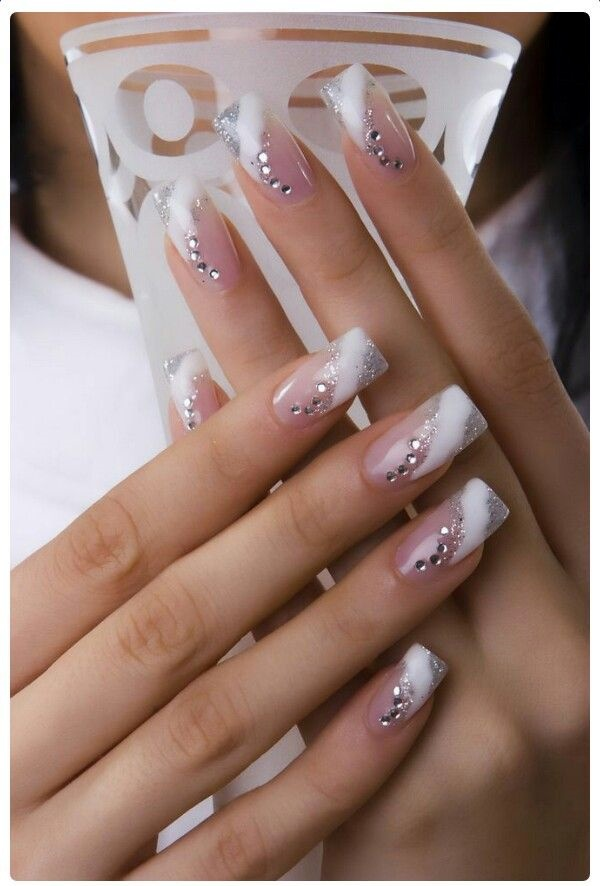 Wedding Nail Art Designs (19)