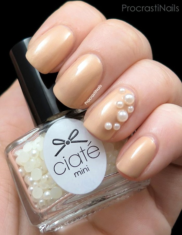 Wedding Nail Art Designs (20)