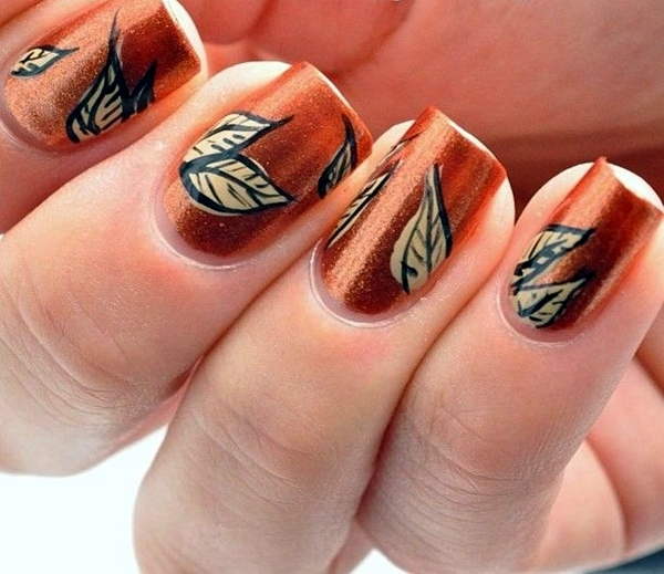 Wedding Nail Art Designs (3)