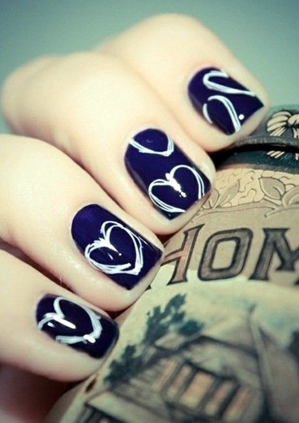 Wedding Nail Art Designs (8)