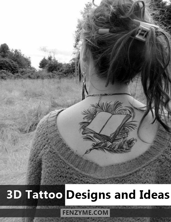 3D Tattoo Designs and Ideas (1)